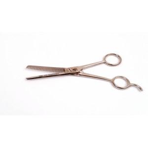 Efilační nůžky Hauptner 16,5 cm, 24 zubů