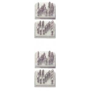 Tetovací čísla 0-9, jednotlivě, 10 mm, vertikální