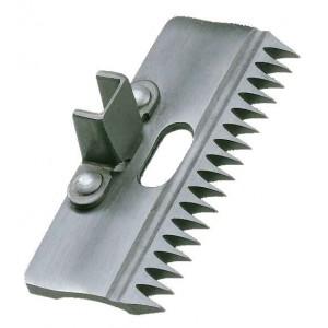 Vrchní nůž ke strojku Elektric 2000 PLUS, 17 zubů
